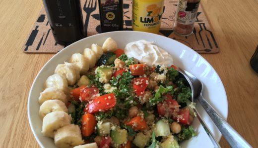 スペインでの食生活を公開、自分の食スタイルはAlmost Vegetarian!