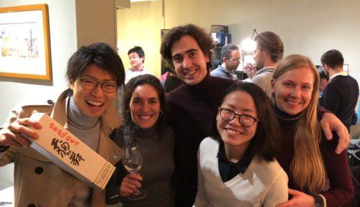 SAKE night!!クールジャパンをバルセロナに広めるべく日本酒のイベントを開催!IESE生徒の反応は!??