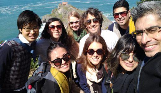 Team Trip!! チームメイトの故郷、スペインのBilbao観光と彼の母の会社Visit