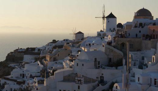 Europe Trip!! MBA1年目が終わり、6月のギリシャ・トルコを旅行して